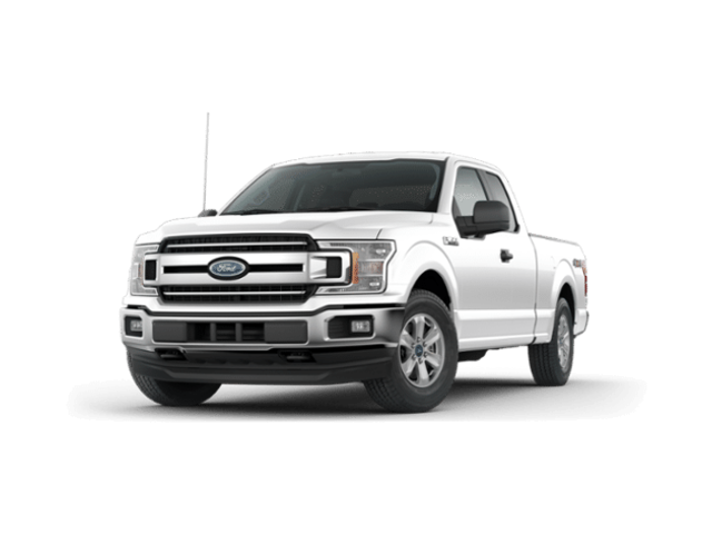 New 2018 Ford F-150 XLT Truck for sale at your Charlottesville VA used Ford authority